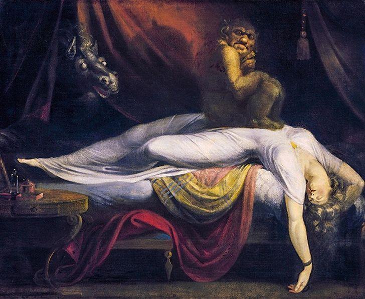 7 choses intéressantes que le corps fait pendant le sommeil profond